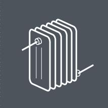 Vaso espansione riscaldamento elbi er 12 lt cod a102l20 for Vasi di espansione a membrana
